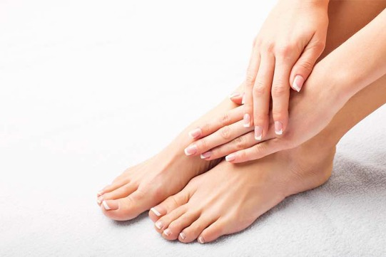 Hand and Feet Treatments - Zenyu